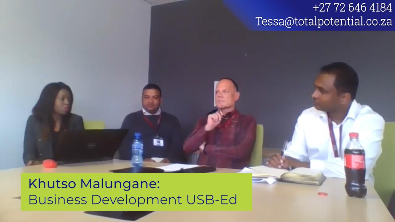 Business Development USB-Ed