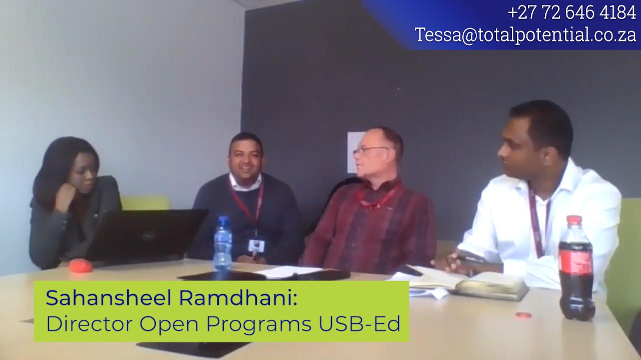 Director open programs USB-Ed