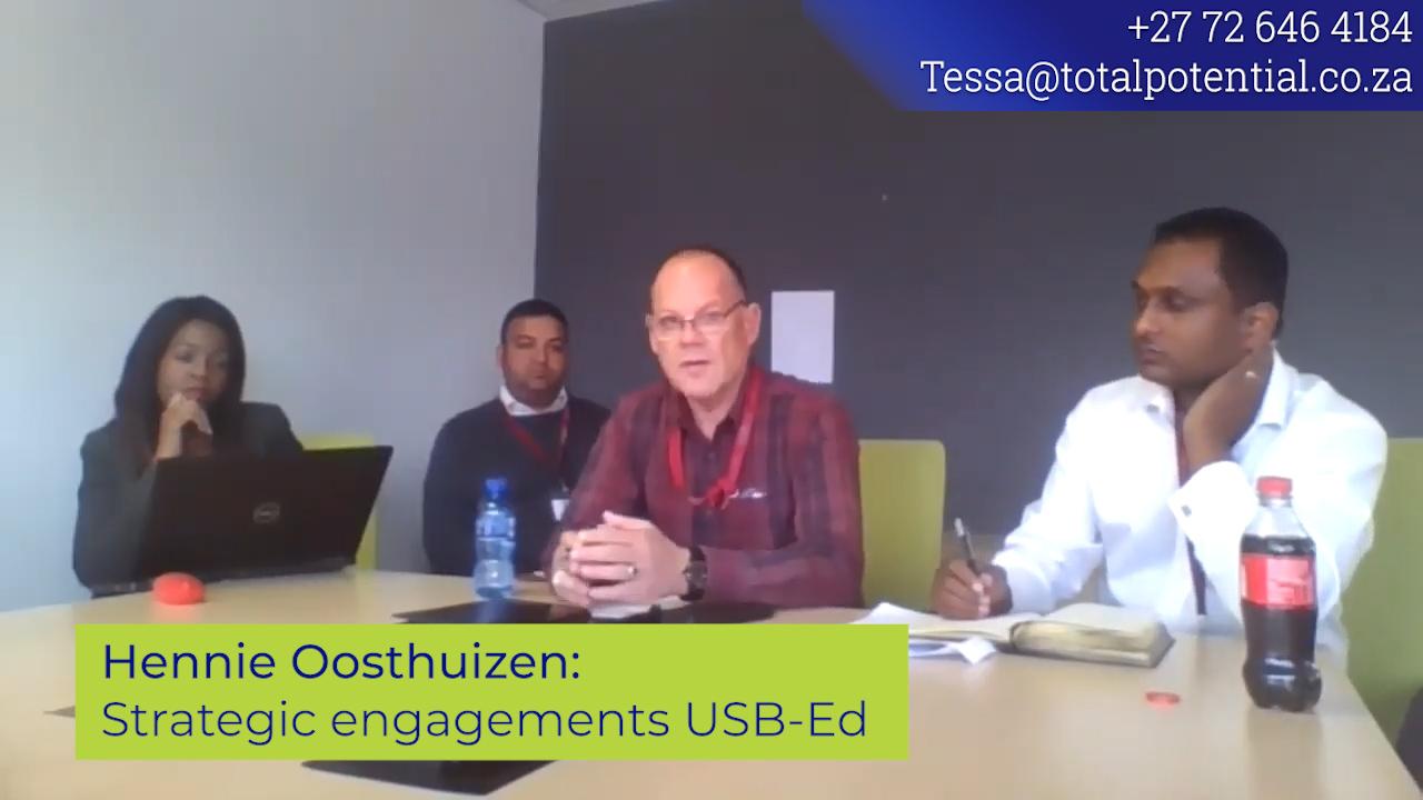 strategic engagements USB-Ed